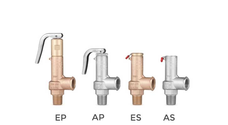 Válvula de seguridad de apertura total instantánea (AIT) - Mod. 685 ASME