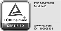 certificateTUV