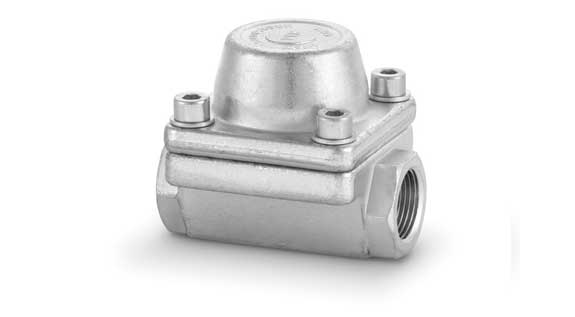 Bimetallic steam trap - Mod. 143 EN ASME/FNTP ASME/SW