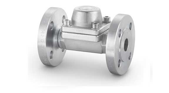 Bimetallic steam traps - Mod. 144 EN ASME/ANSI