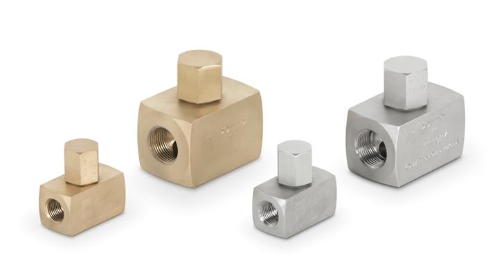 Piston non-return check valve Mod. 179 EN ASME/FNPT ASME/SW