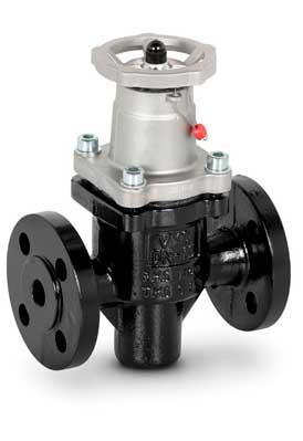 Direct action pressure reducing valve - Mod. 514 EN ASME/ANSI