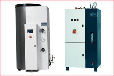 generadores de vapor rápido CERTUSS