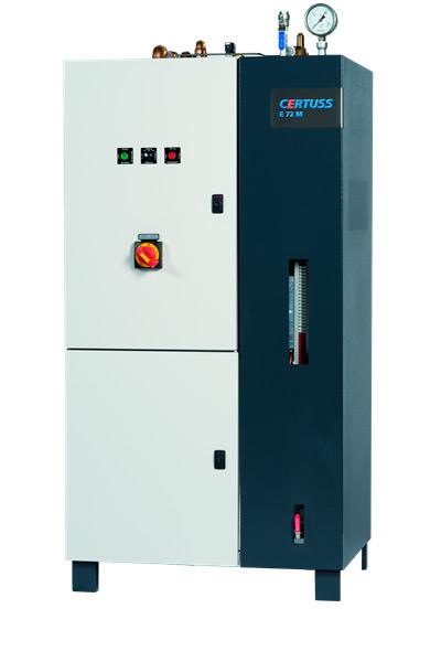 Generador de vapor EM