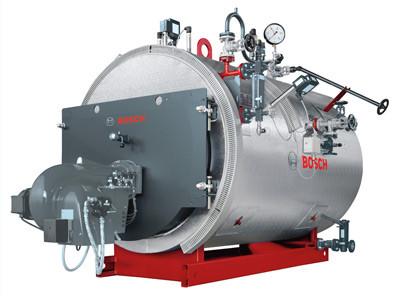 Caldera de vapor de hogar invertido U-ND / U-HD