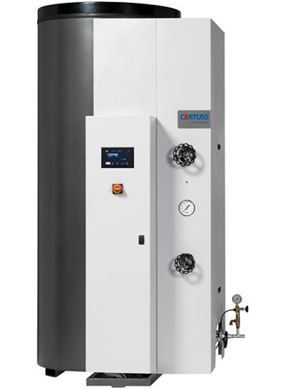 Generador de vapor rápido universal