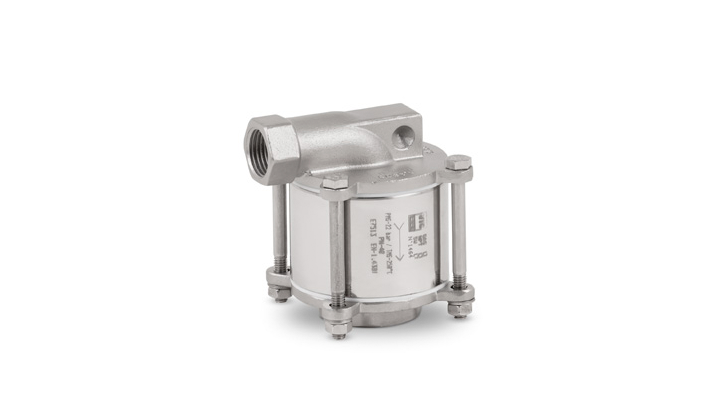 Thermostatic steam trap - Mod. 543 EN ASME/FNPT